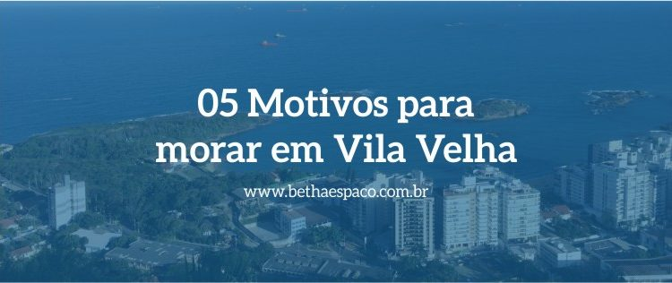 morar em Vila Velha